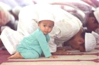 bimbo musulmano