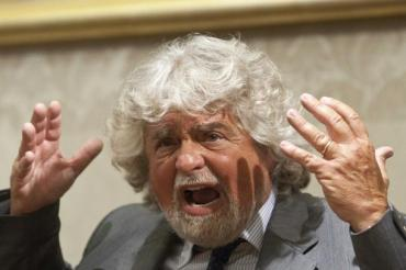 Grillo, protesta forconi può essere inizio incendio